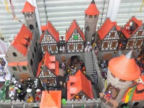 xxl playmobil world detail hd knights castle. Black Bedroom Furniture Sets. Home Design Ideas