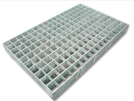 Plug Steel Bar Grating For Platform Carbon And Stainless Steel Steel Bar Steel Grate