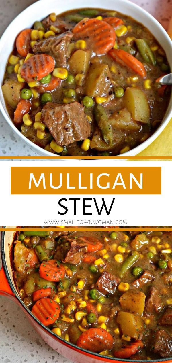 Mulligan Stew | Small Town Woman