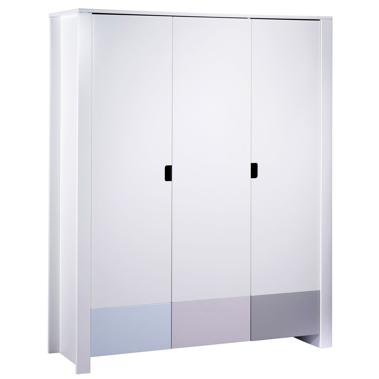 Https Www Shanael Com Sauthon City Wardrobe 3 Doors Htm Tall