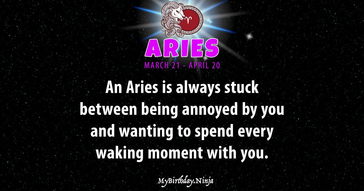 Aries Tomorrow Horoscope & Sassy Birthday Facts | Aries | Aries