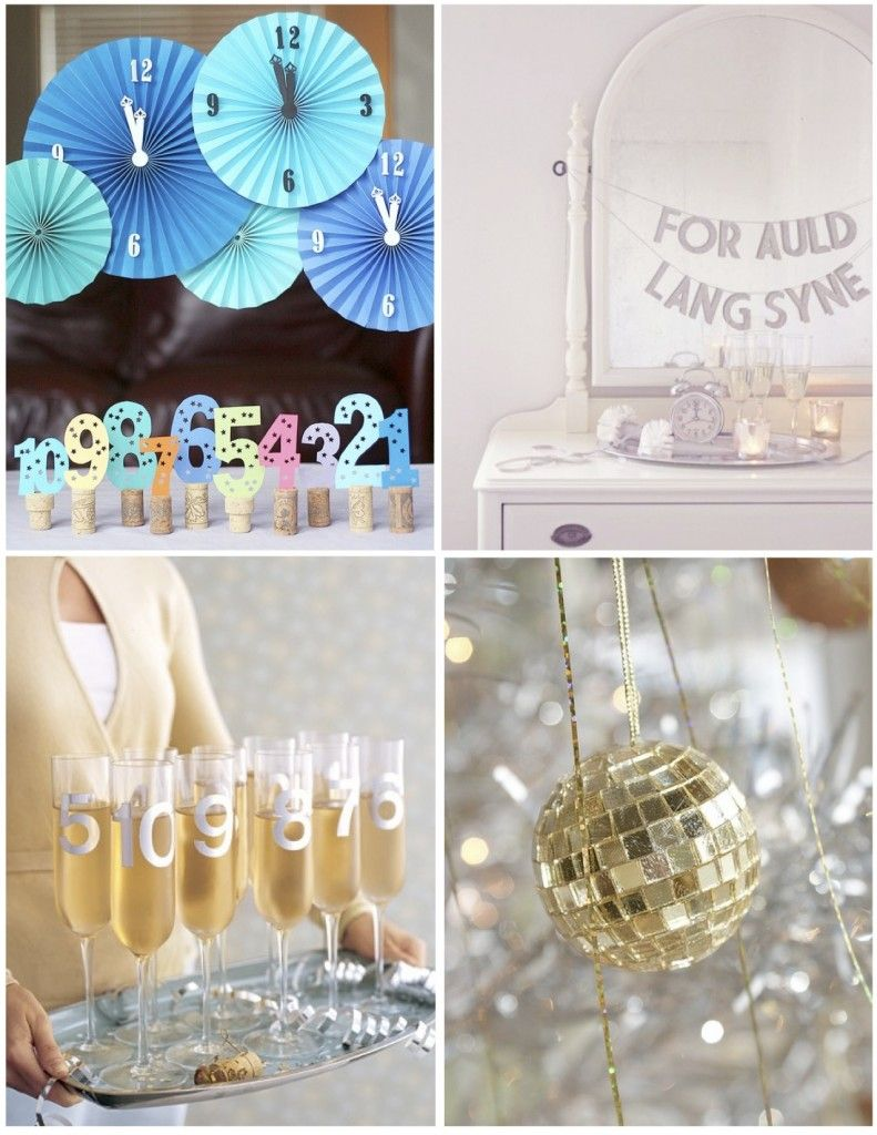 Happy New Year | Diy nye decorations, Nye decorations, New ...