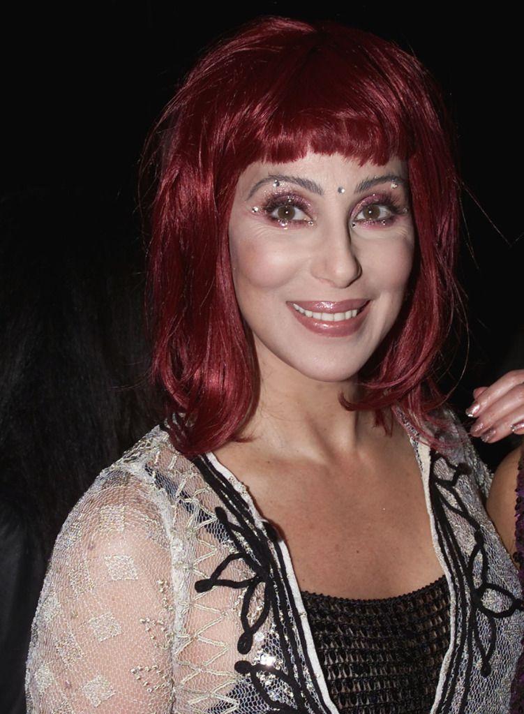 Cher.... love the eye makeup