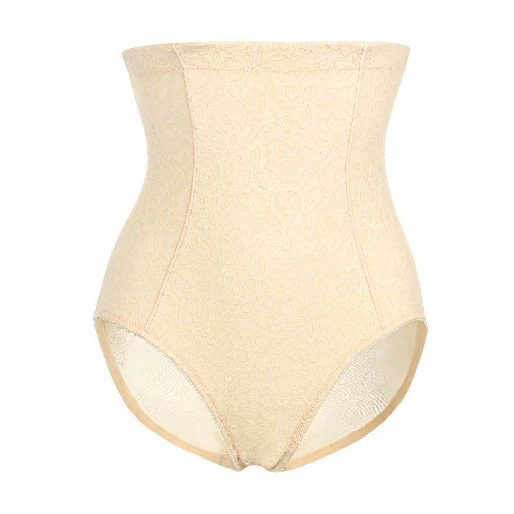a6e0e60ae92eb GINVELL Womens Shapewear Panties Bodysuit Body Shaper High Waist Tummy  Control Seamless Strapless Slimming Panty Briefs