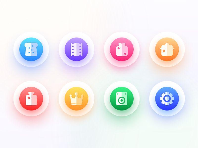 life icon Launcher icon, App icon design, Icon design