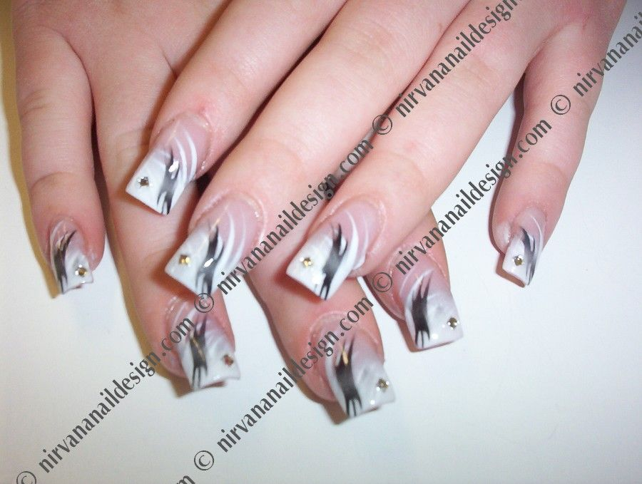 Designer nails nail designsnail polishnail artnailsnails image detail for nail art designs gallery prinsesfo Choice Image