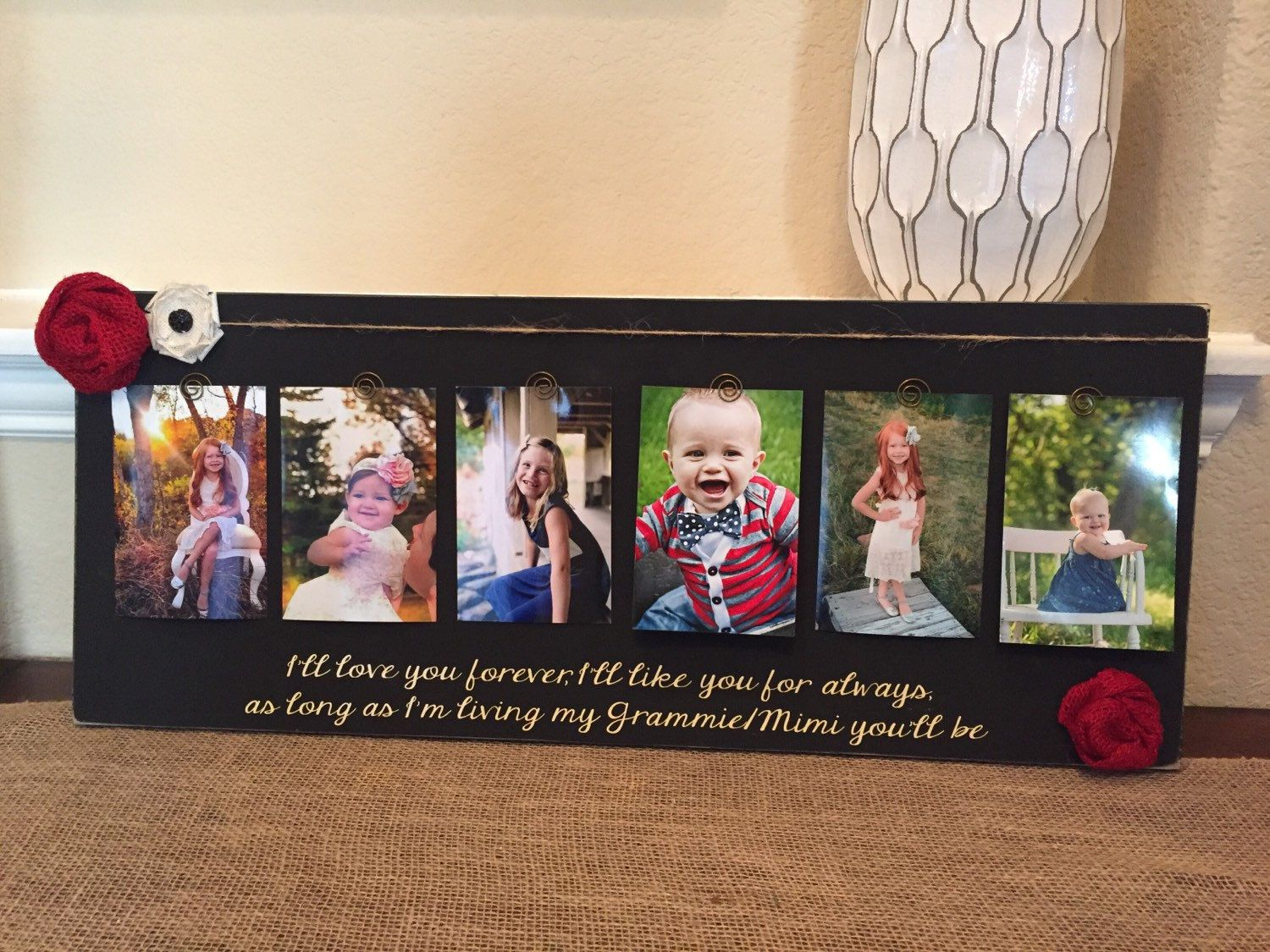 Grammy Grandma frame mom mothers day mommy Personalized picture ...