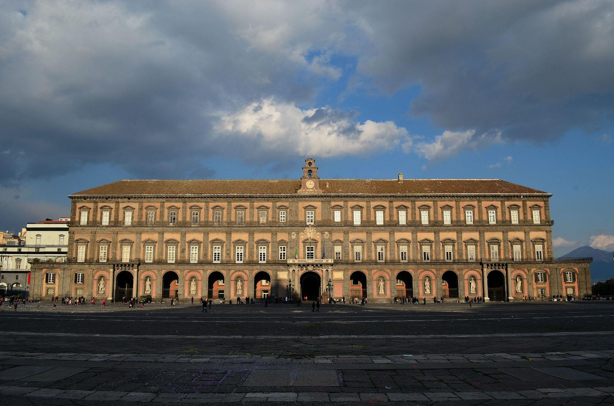 royal palace of naples, naples, 1620, probablydomenico fontana