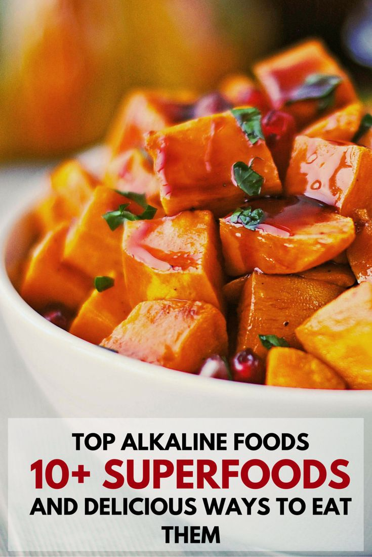 Alkaline Diet: What Is It, How Does It Work & Recipes