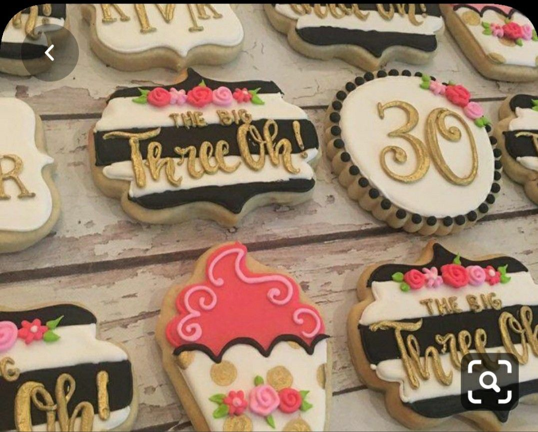 Pin by Isoke Martin on Cookies Bih in 2020 Birthday