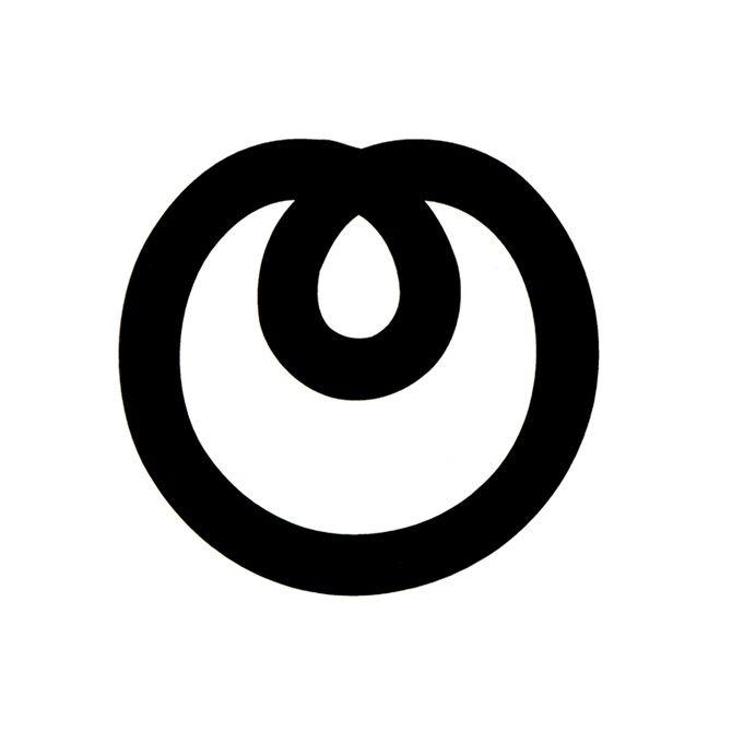 Nippon Telegraph & Telephone Company Logo _ Yusaku Kamekura