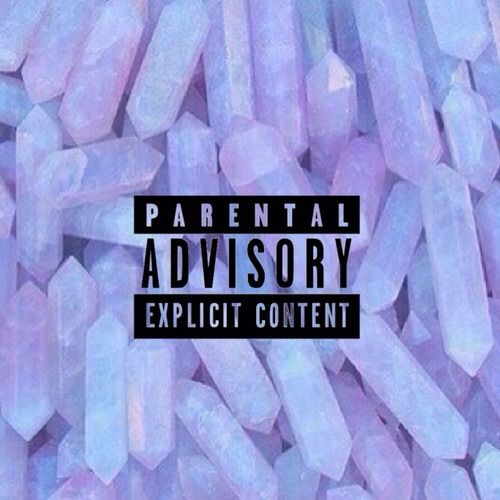 Image via We Heart It #parentaladvisory #wallpaper #crytals