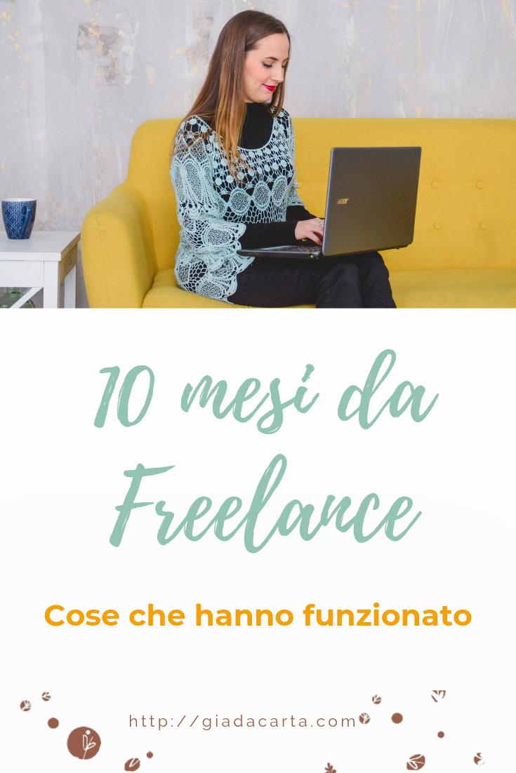 10 Mesi Da Freelance Cose Che Hanno Funzionato Nel 2020