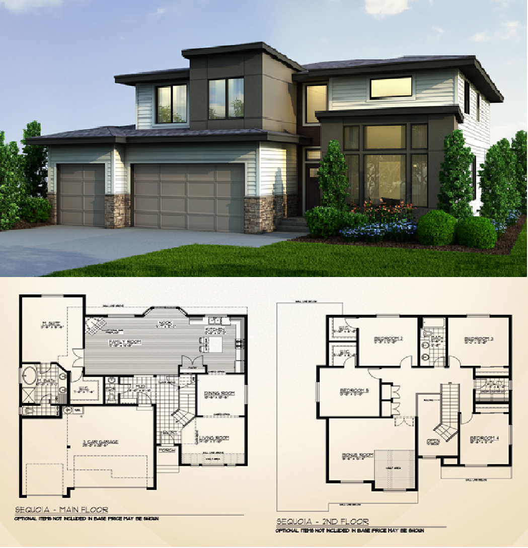 Sequoia True Built Home On Your Lot Builder Modern Homes Dream Home House Plans Beautiful Homes Level Homes