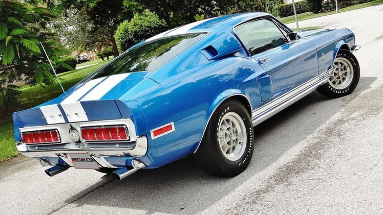 Classic Mustangs |AllCollectorCars.com