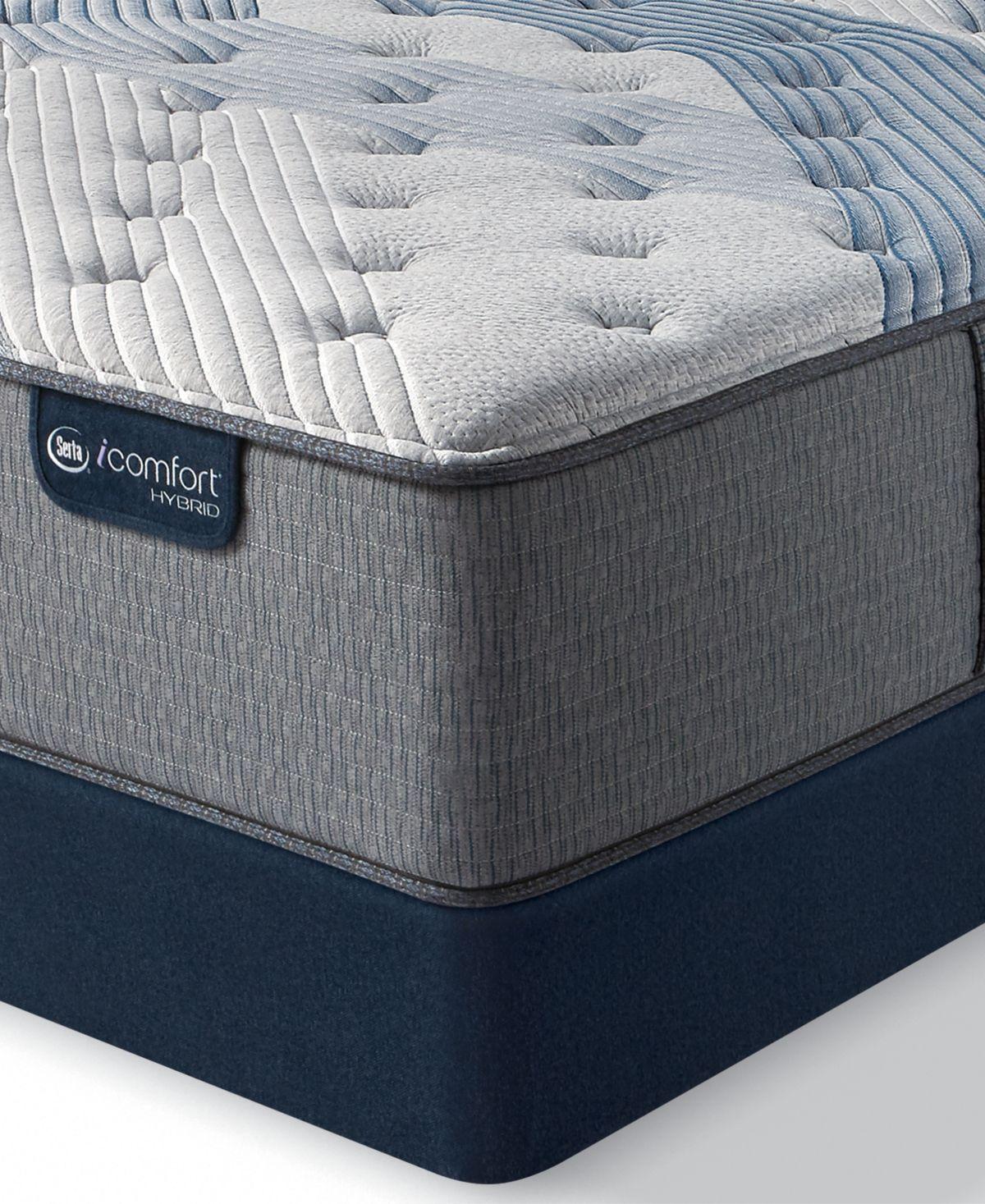 Icomfort By Serta Blue Fusion 1000 14 5 Hybrid Luxury Firm