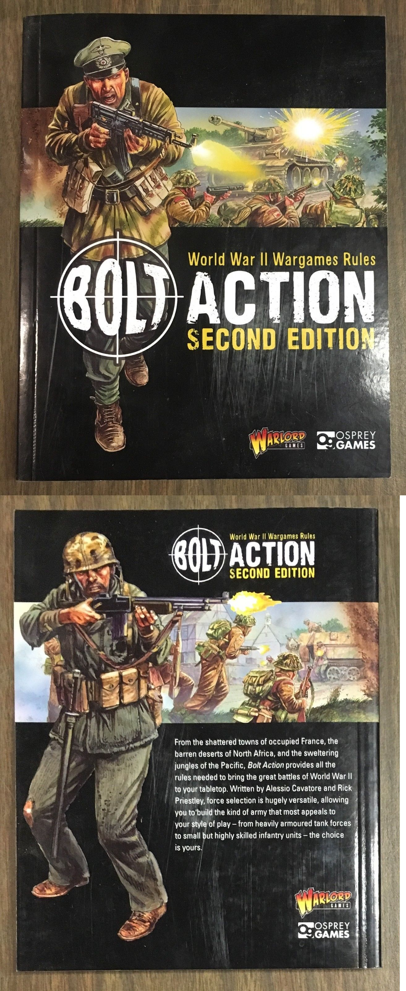 Other Miniatures and War Games 2537: Warlord Games Bolt Action Wwii