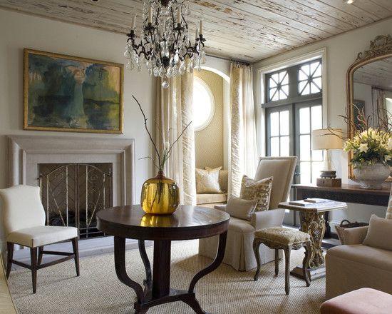 Living Room White Walls Dark Wood Floors French Design Pictures Cool French Design Living Room Decorating Design