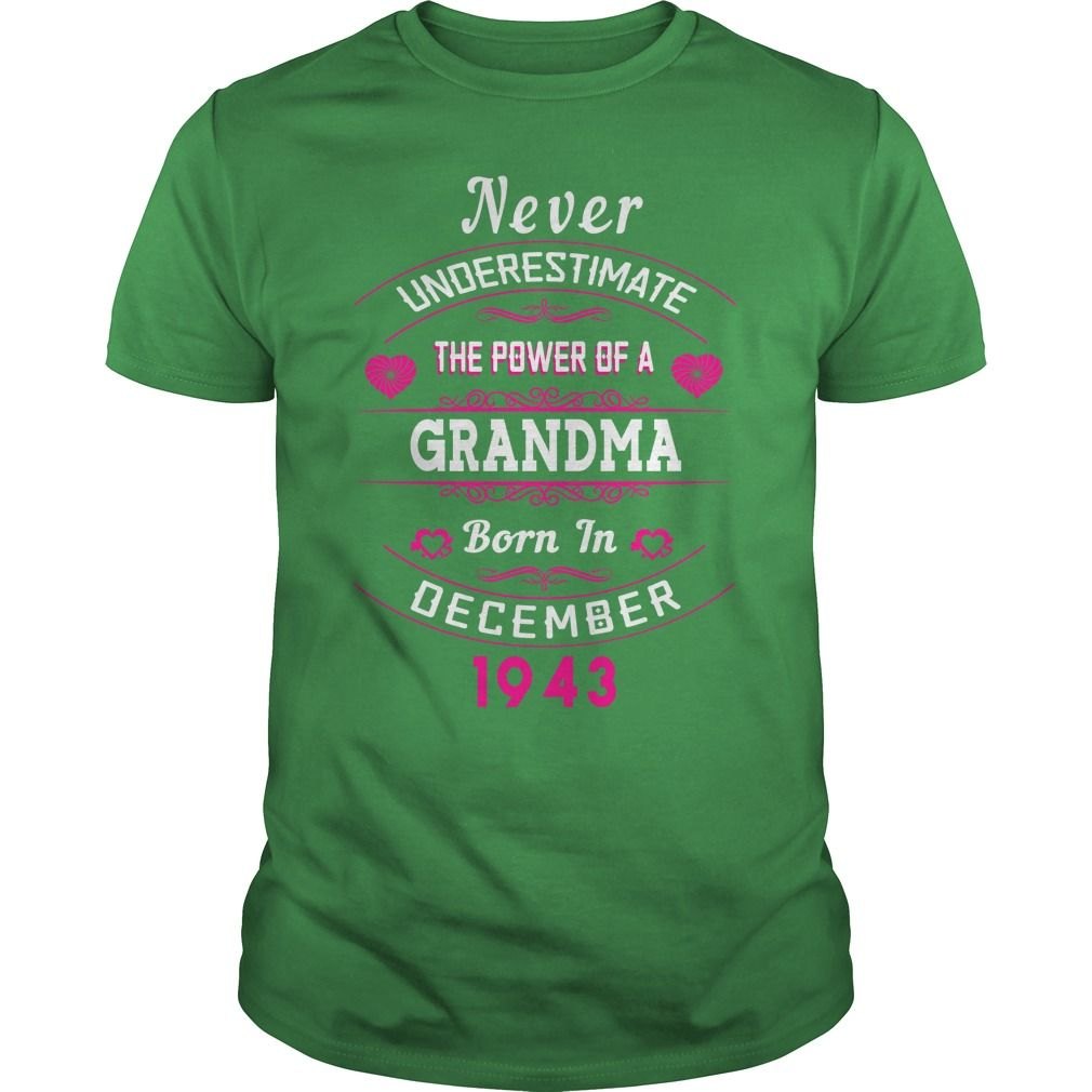 1943 Gift Birthday for Grandma born December 1943 #gift #ideas #Popular #Everything #Videos #Shop #Animals #pets #Architecture #Art #Cars #motorcycles #Celebrities #DIY #crafts #Design #Education #Entertainment #Food #drink #Gardening #Geek #Hair #beauty #Health #fitness #History #Holidays #events #Home decor #Humor #Illustrations #posters #Kids #parenting #Men #Outdoors #Photography #Products #Quotes #Science #nature #Sports #Tattoos #Technology #Travel #Weddings #Women