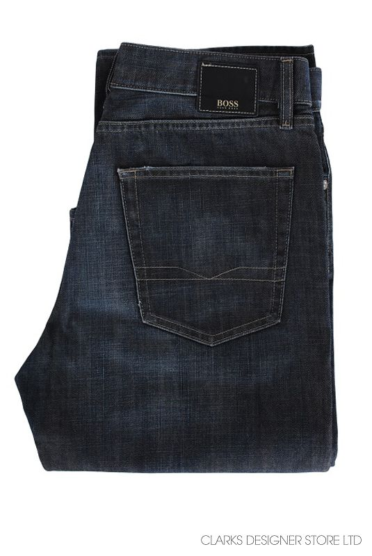 Hugo Boss Straight Loose Fit Jeans: Price £29.95 inc. NEXT Day