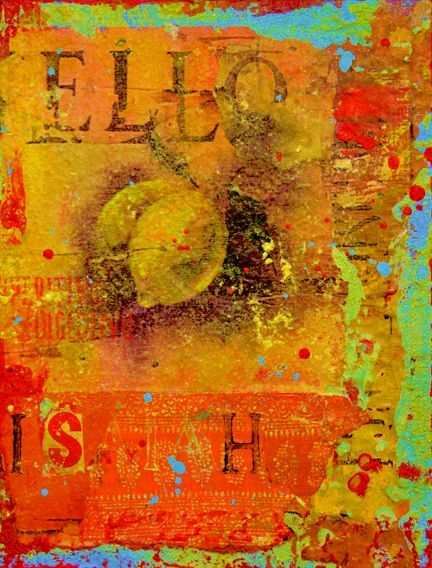 Marjorie Guyon: Still Life - Landscape Series