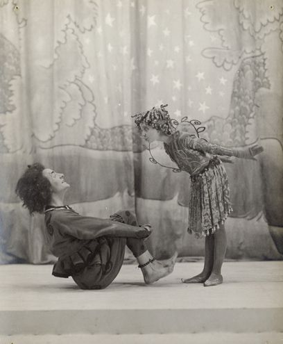 'A Midsummer Night's Dream' by William Shakespeare - Directed by Harley Granville Barker - Savoy Theatre - London, England c. 1914