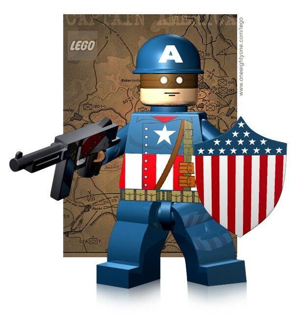 MARVEL Comics Captain America Avengers posted by mikenap22 on DeviantArt