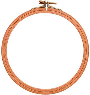 Oprema za vezenje - Okvir za vezenje 15,5 cm