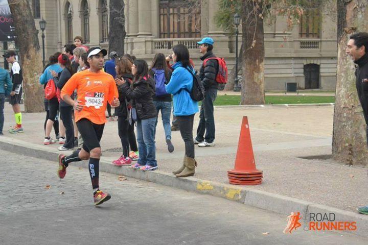 Más de 1.800 personas ya son parte de la 5° Corrida Santander-Techo la que se realizará con partida y meta en el Parque Forestal el día 19 de octubre. Los Road Runners nuevamente estaremos apoyando este evento solidario. Inscripciones e información en http://ift.tt/1pWaXjO