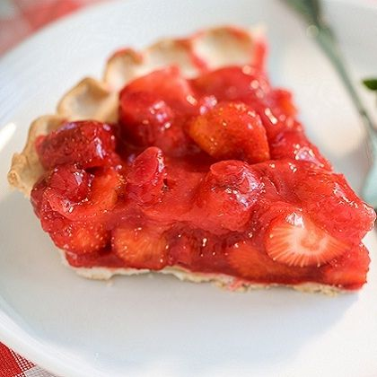Summer Strawberry Pie- too strawberry-y for me. Not a fave and probably not being made again.