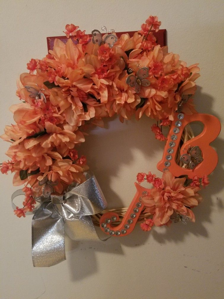 Pin by Alisandra Morales on By me Wreaths, Christmas decorations