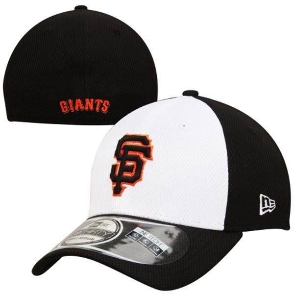 efc31963d3470c New Era San Francisco Diamond Era 39THIRTY cap. A stretch-fit design  ensures…