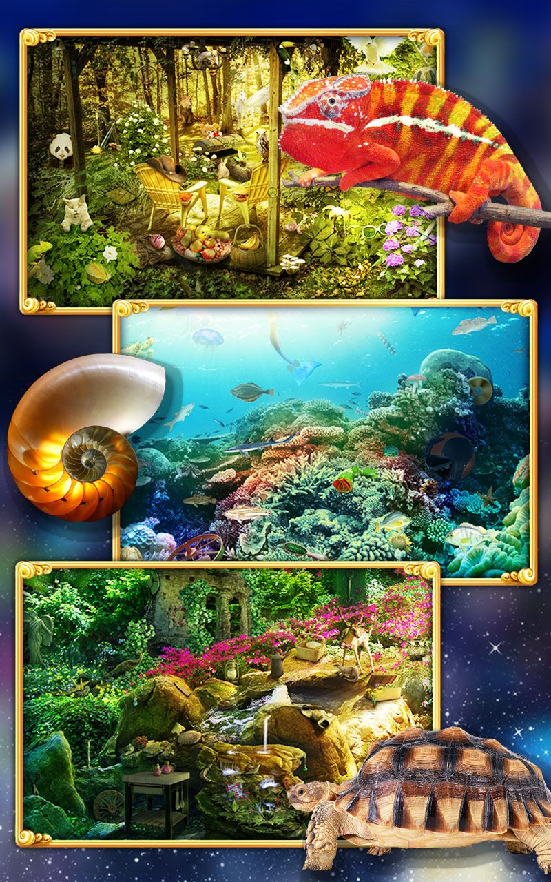 Hidden Objects Wild Animals Objects, Hidden, Animals