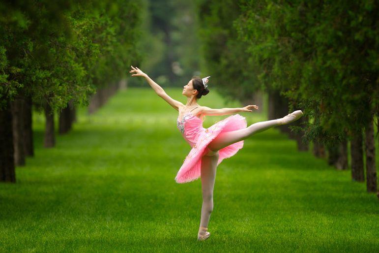 раз, блуждая картинки балерина на природе поскольку