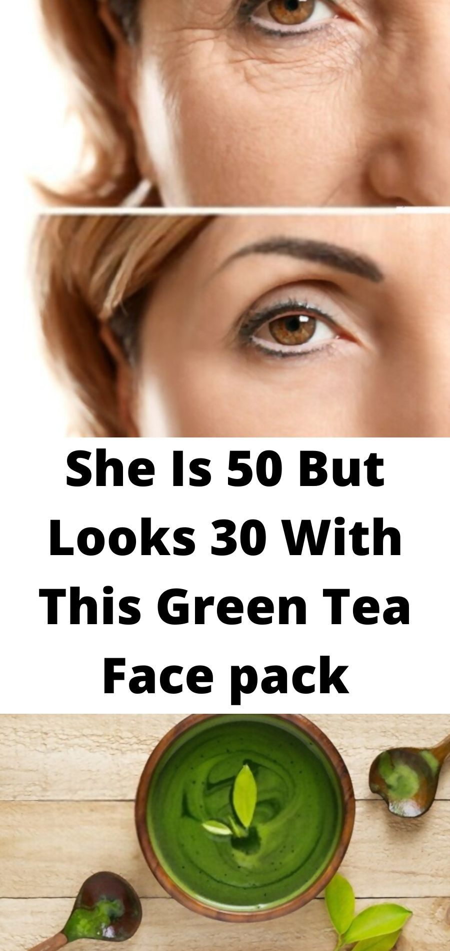 She Is 11 But Looks 11 With This Green Tea Face pack  skin