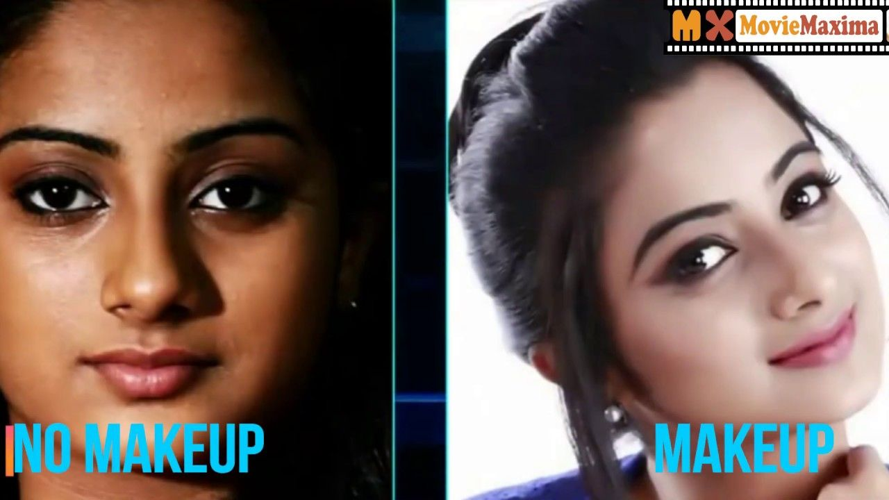 Malayalam Actresses Without Makeup And With Makeup 28 Popular Malayala Actress Without Makeup Without Makeup Photo Makeup