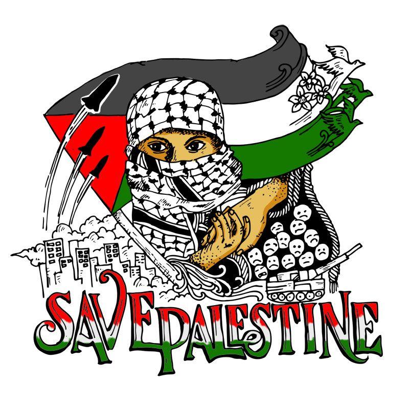 Baju Palestina