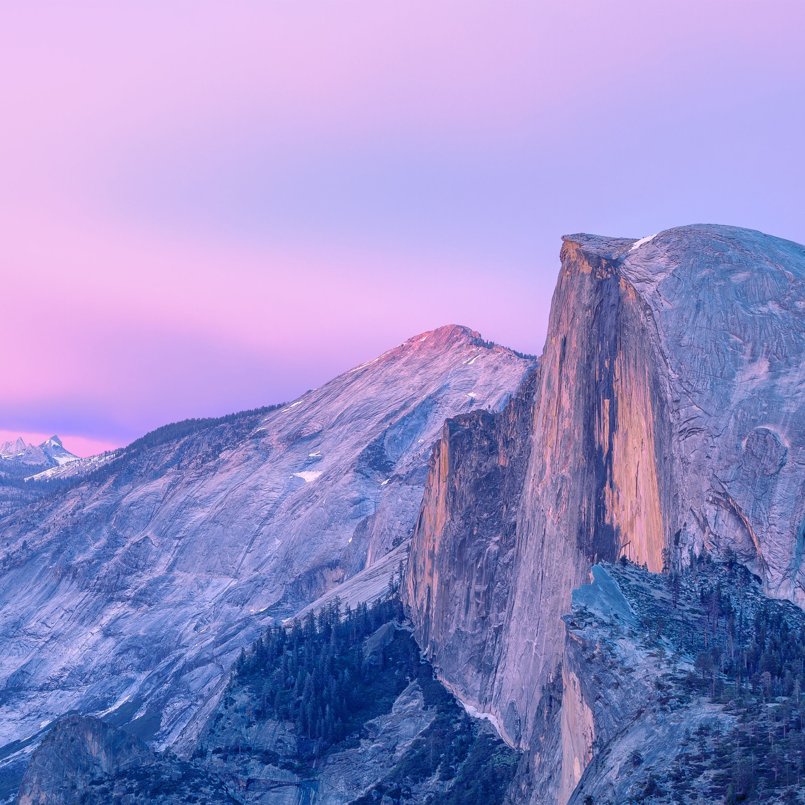 apple ipad wallpaper Yosemite wallpaper, Mountain