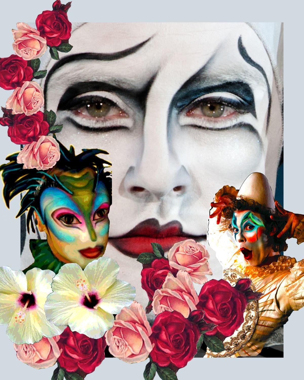 Flowers & Clowns by Desigual & Cirque du Soleil Cirque