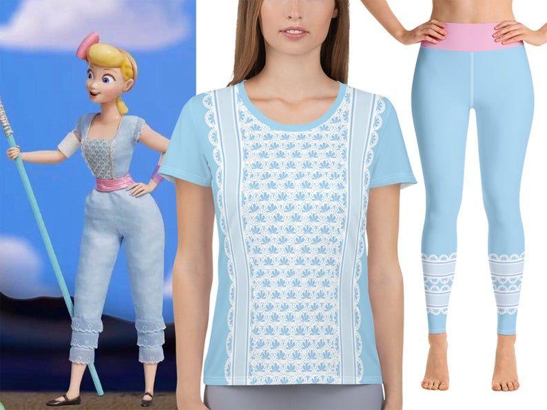 Disney Girls Toy Story Dress /& Leggings