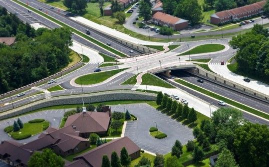 Keystone Parkway Is the Greenest Highway Intersection in the US ...