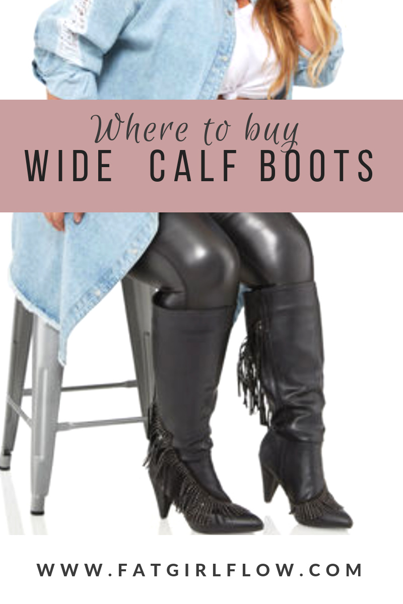 a90b7dac0de The best boots for plus size babes    FatGirlFlow.com Fat Girl Outfits