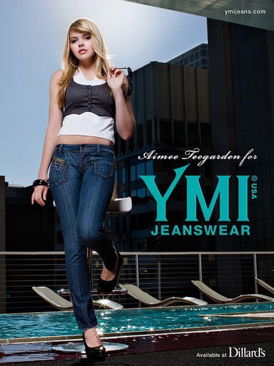 Ymi Jeans Ymi Jeans Ymi Bell Bottom Jeans