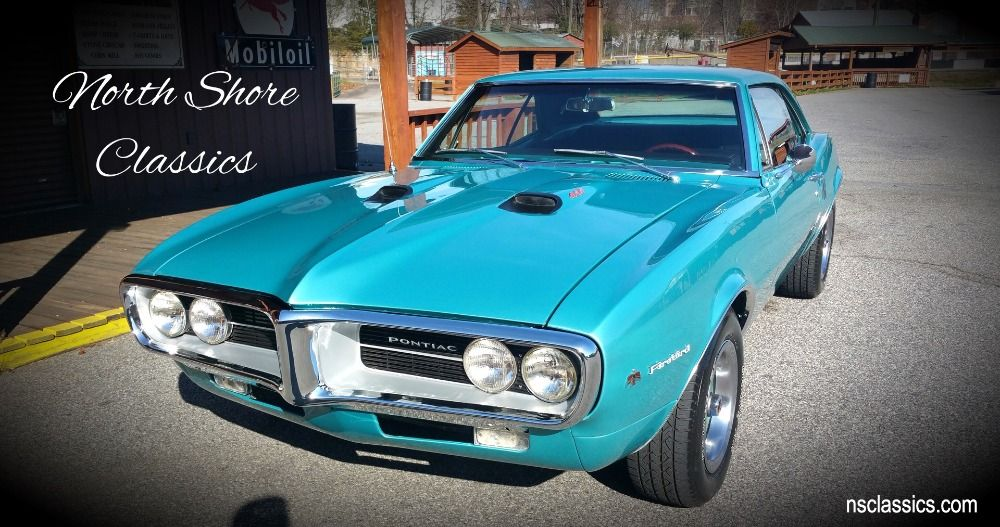 Used 1967 Pontiac Firebird - FULLY RESTORED - VERIFIED TRUE FIREBIRD ...