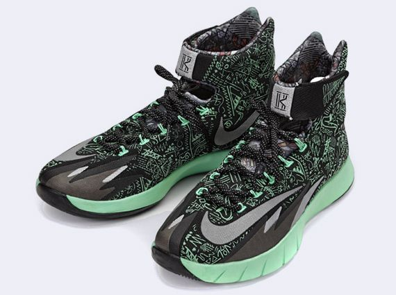 reputable site ab82b 8d58a nike hyper rev kyrie all star A Detailed Look at Kyrie Irvings Nike Hyperrev  All Star PE