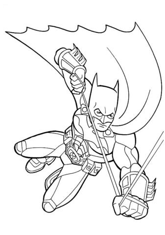 Batman Ausmalbilder 19 Batman Tegninger Tegning Til Born Maleboger