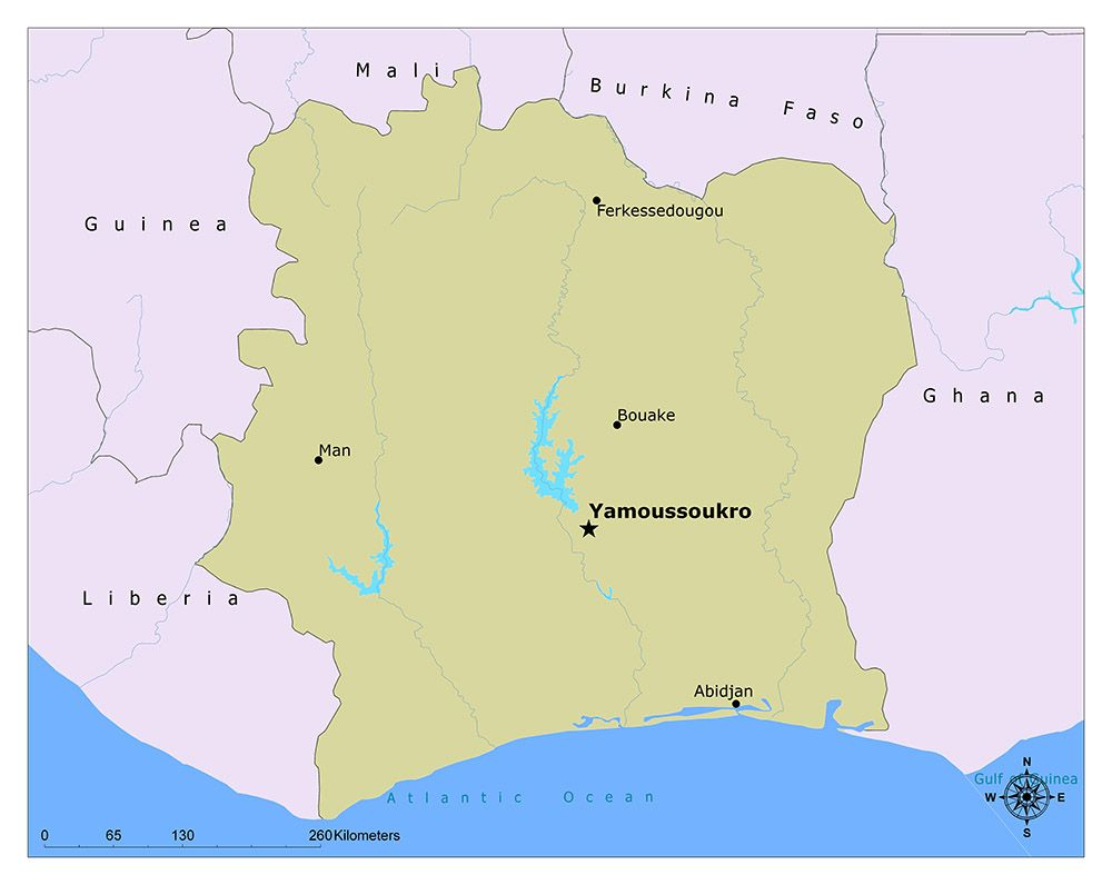 Where is Yamoussoukro | Capitals | Ivory coast, Ivory, Map on daloa ivory coast map, san pedro ivory coast map, abobo ivory coast map, africa ivory coast map, bouake ivory coast map, abidjan ivory coast map,
