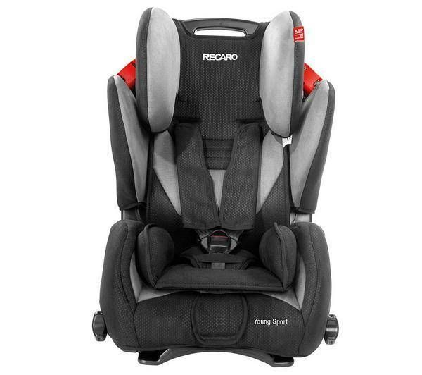 recaro si ge auto groupe 1 2 3 young sport graphite baby car seats car seats baby equipment