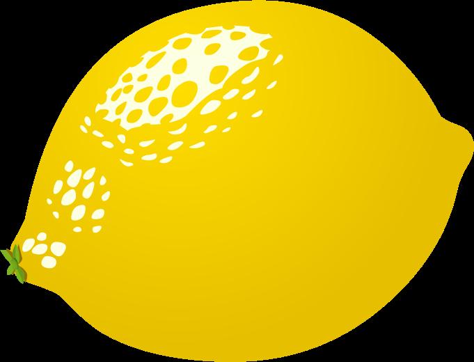 Lemon Clipart 21