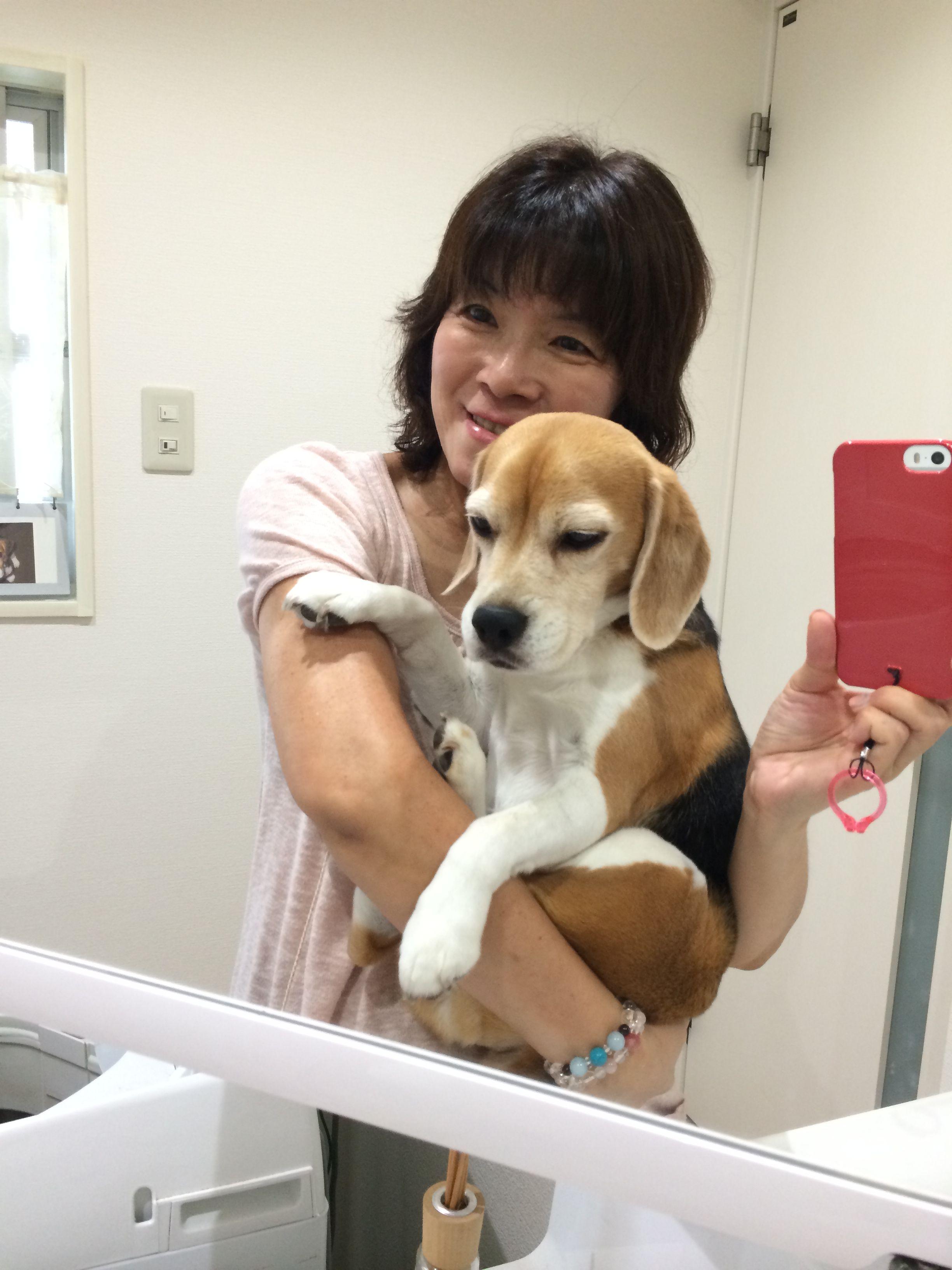 With My Mom Beagle Beagles Gotta Love Em Beagle Baby Beagle